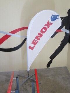 Reklaamlipp Lenox