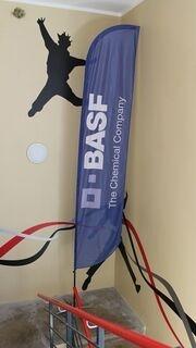 BASF reklaamlipp 4,8m