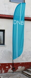 Tulostettu lippu