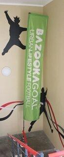 BazookaGoal BL lippu