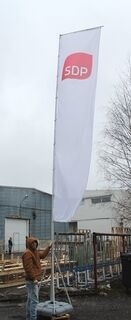 7m SDP lippu
