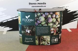 Foodin new exhibition table
