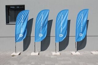 Surf flags 2,5m