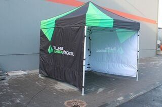 3x3m suurune pop up telk
