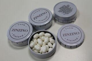 Zinzano pastillit
