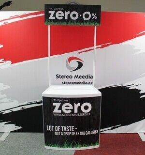 Degusteerimislaud Zero 0%