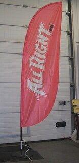 Beach Flag T-S