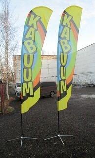 Tuuliviiri lippu Kabuum