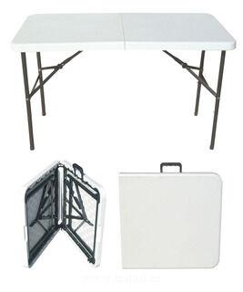 Folding table 120