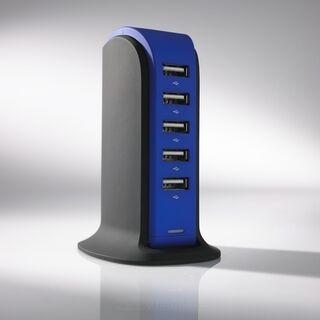LAADIMISJAAM POWER TOWER, 5 USB 17. pilt